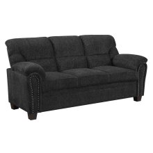 Clementine Casual Grey Sofa