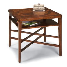 Regency Square End Table