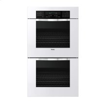 """White 30"""" Double Electric Touch Control Select Oven - DEDO (30"""" Double Electric Touch Control Select Oven)"""