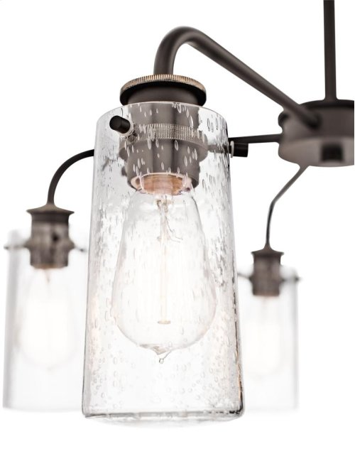 Braelyn Collection Braelyn Chandelier 5 Light CLP
