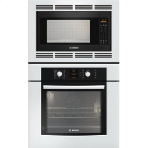 "BOSCH30"" Combination Wall Oven 500 Series White HBL5720UC"