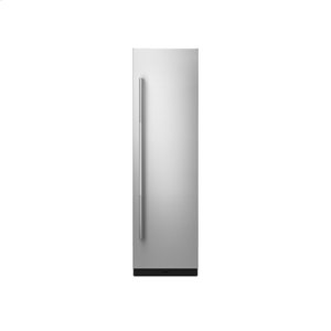 """24"""" Built-In Column Refrigerator with RISE Panel Kit, Right Swing"""