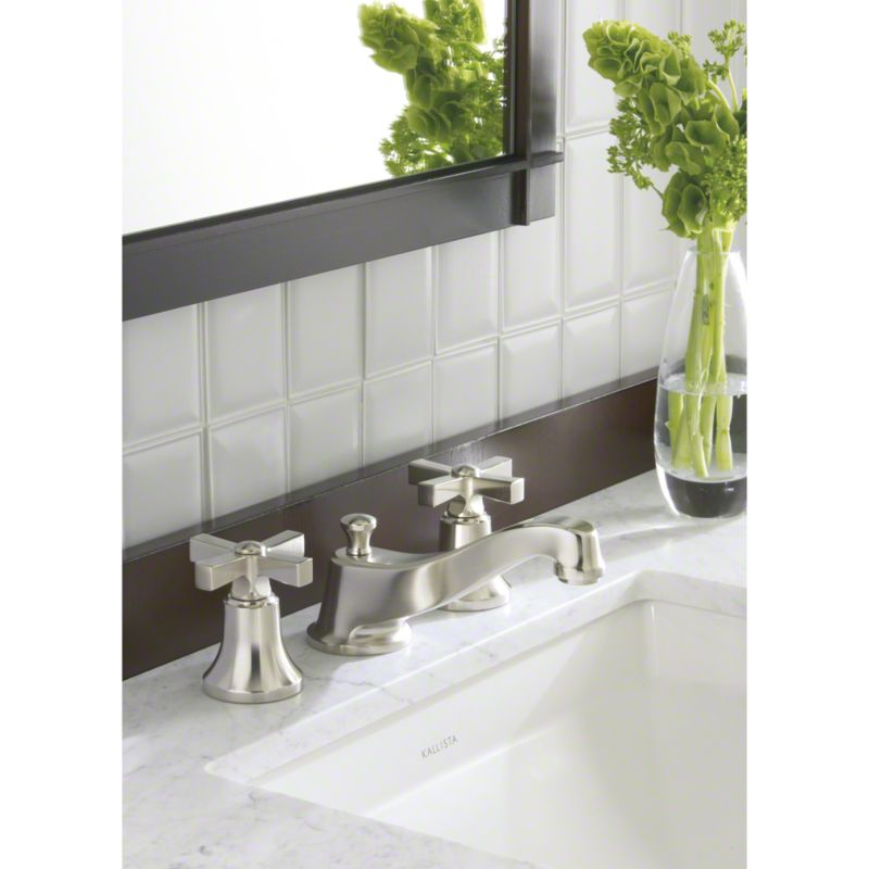 Hidden · Additional Stucco White Original By Barbara Barry Basin For Him  Undercounter Basin With Overflow