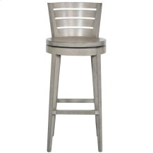 Hera Wood Bar Stool V339-BS