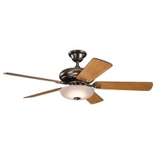 Bentzen Collection 52 Inch Bentzen Select LED Fan OBB