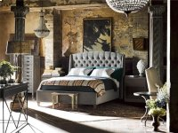 Halston Queen Bed Product Image