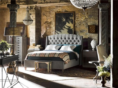 Halston Bed (King)