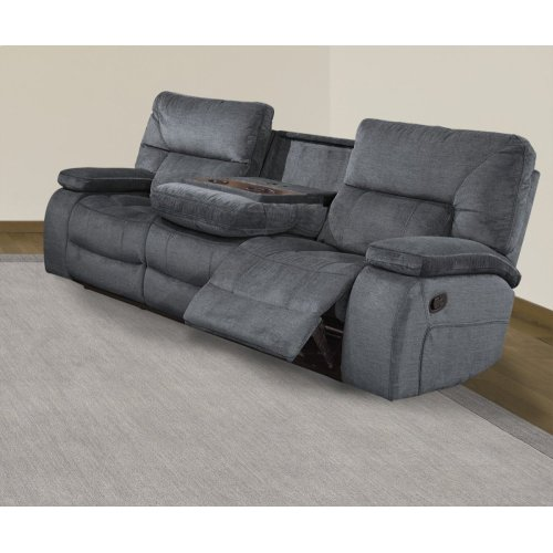 Chapman Polo Manual Drop Down Console Sofa
