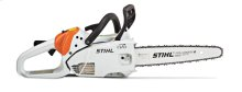 One of the lightest gasoline-powered chainsaws on the market and includes innovative STIHL features.