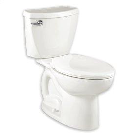 Cadet 3 Elongated Toilet  1.6 GPF  10-inch Rough-In  American Standard - Bone