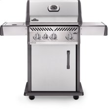 Rogue® 425 SB with Range Side Burner , Stainless Steel , Natural Gas
