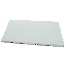 White Side Panel, White