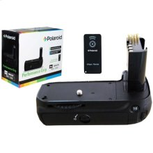 Polaroid Wireless Performance Battery Grip For Nikon D80, D90 Digital Slr Cameras (PL-GR18D80)