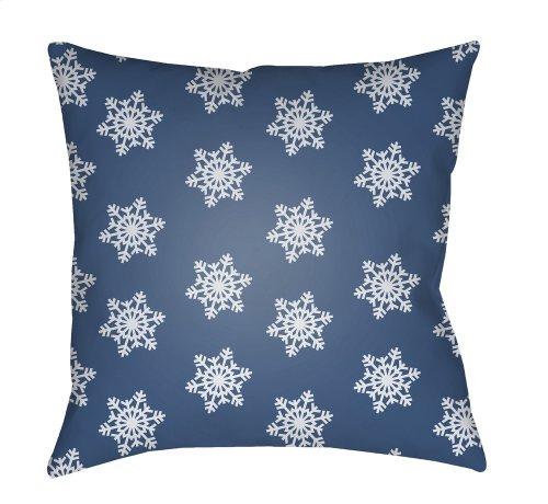 "Snowflakes HDY-098 20"" x 20"""
