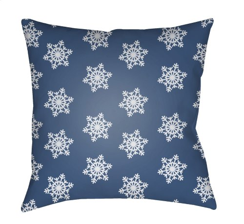 "Snowflakes HDY-098 18"" x 18"""