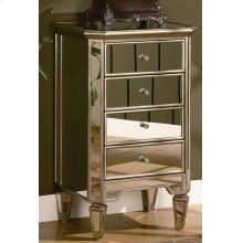 Lustre 4-Drawer Chest