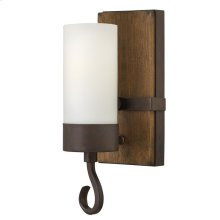 Cabot Single Light Sconce