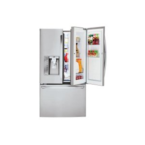 LG Appliances 30 Cu. Ft. Smart Wi-Fi Enabled Door-In-Door® Refrigerator