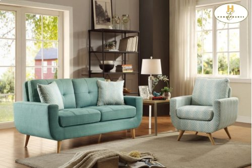 Sofa & Loveseat
