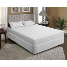 "Mattress Chelan 8""gel- Memory Foam Queen 5/0"