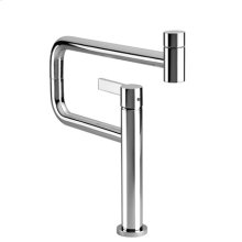 PIVOT Single-lever mixer - chrome