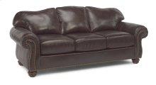 Bexley Leather Sofa with Nailhead Trim