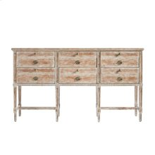 Juniper Dell Sideboard - English Clay