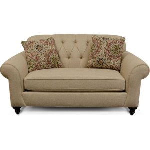 ENGLAND FURNITURE Stacy Loveseat 5736