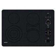 """FLOOR MODEL 30"""" Electric Cooktop - Unframed"""