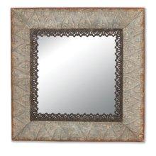 Ceiling Tin Mirror