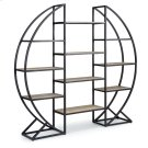 Hoop Etagere (blackened Iron) Product Image