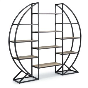 Regina AndrewHoop Etagere (blackened Iron)