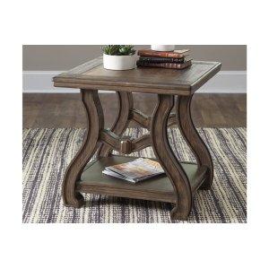 Ashley Furniture Square End Table