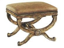 Cameron Leather Ottoman