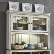 Wine Server Hutch Product Image