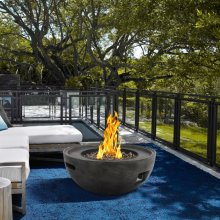 Castaic Outdoor Patio Fire Pit