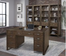 "60"" Pedestal Desk Top"