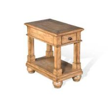 Dockside Chair Side Table