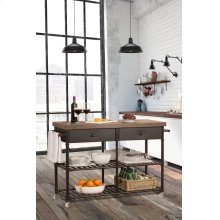 Casselberry Kitchen Cart