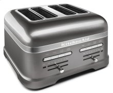 Pro Line® Series 4-Slice Automatic Toaster - Medallion Silver