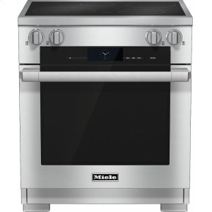MieleHR 1622-2 30 inch range Induction with M Touch controls, Moisture Plus and wireless roast probe