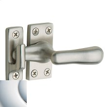 Polished Chrome Casement Fastener
