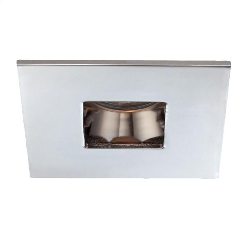 TRIM,3 1/4IN SQUARE REGRESS - Chrome