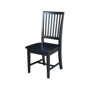 JOHN THOMAS FURNITUREMission Chair in Black