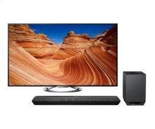 Sound Bar and TV Bundle