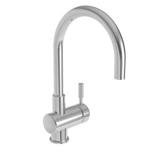Uncoated Polished Brass - Living Prep/Bar Faucet