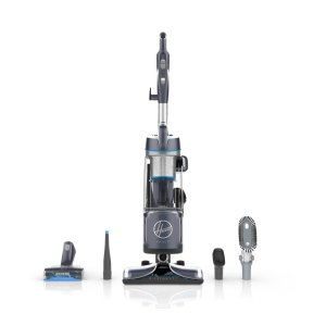 HooverREACT Powered Reach Plus Upright Vacuum