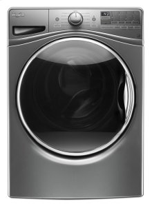GREAT DEAL - SAVE BIG!  WHIRLPOOL GREY MODEL WFW92HEFC 4.5 cu.ft Front Load Washer with Load & Go , 12 cycles - FULL WARRANTY - BRAND NEW/NEVER USED- UNIT WOULD NOT FIT
