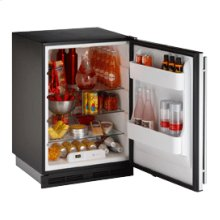 "Stainless Right-hand hinge 1000 Series / 24"" Refrigerator Model - Floor Model"