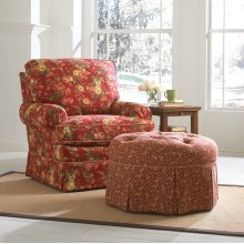 KAMILLA Swivel Glide Chair